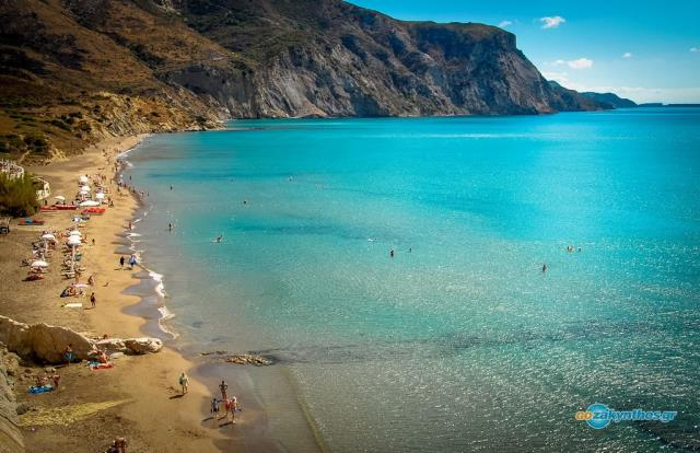 Παραλία Καλαμάκι, Ζάκυνθος