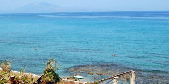 Παραλία Κρυονέρι, Ζάκυνθος