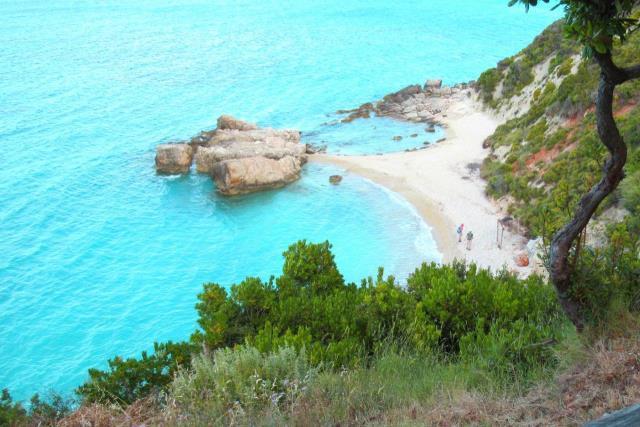 Παραλία Ξύγκια, Ζάκυνθος