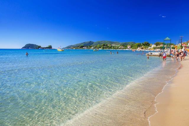 Παραλία Λαγανάς Ζάκυνθος