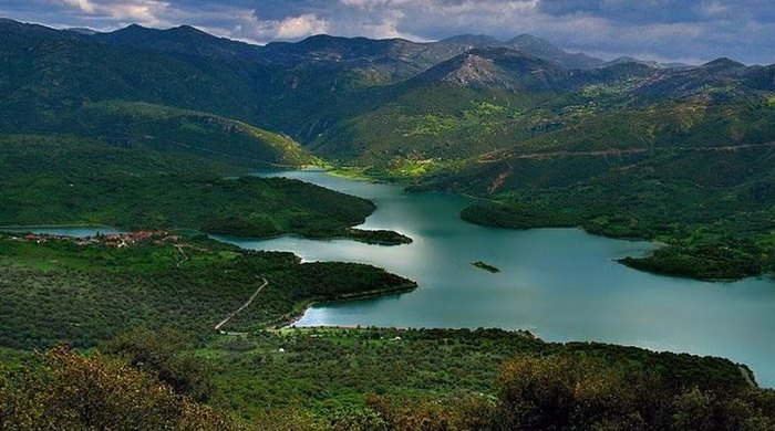 Και όμως αυτό το τοπίο βρίσκεται στην Ελλάδα και όχι στις Άλπεις!(photo)