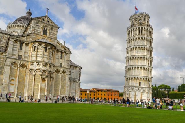 Πύργος της Πίζας, Ιταλία