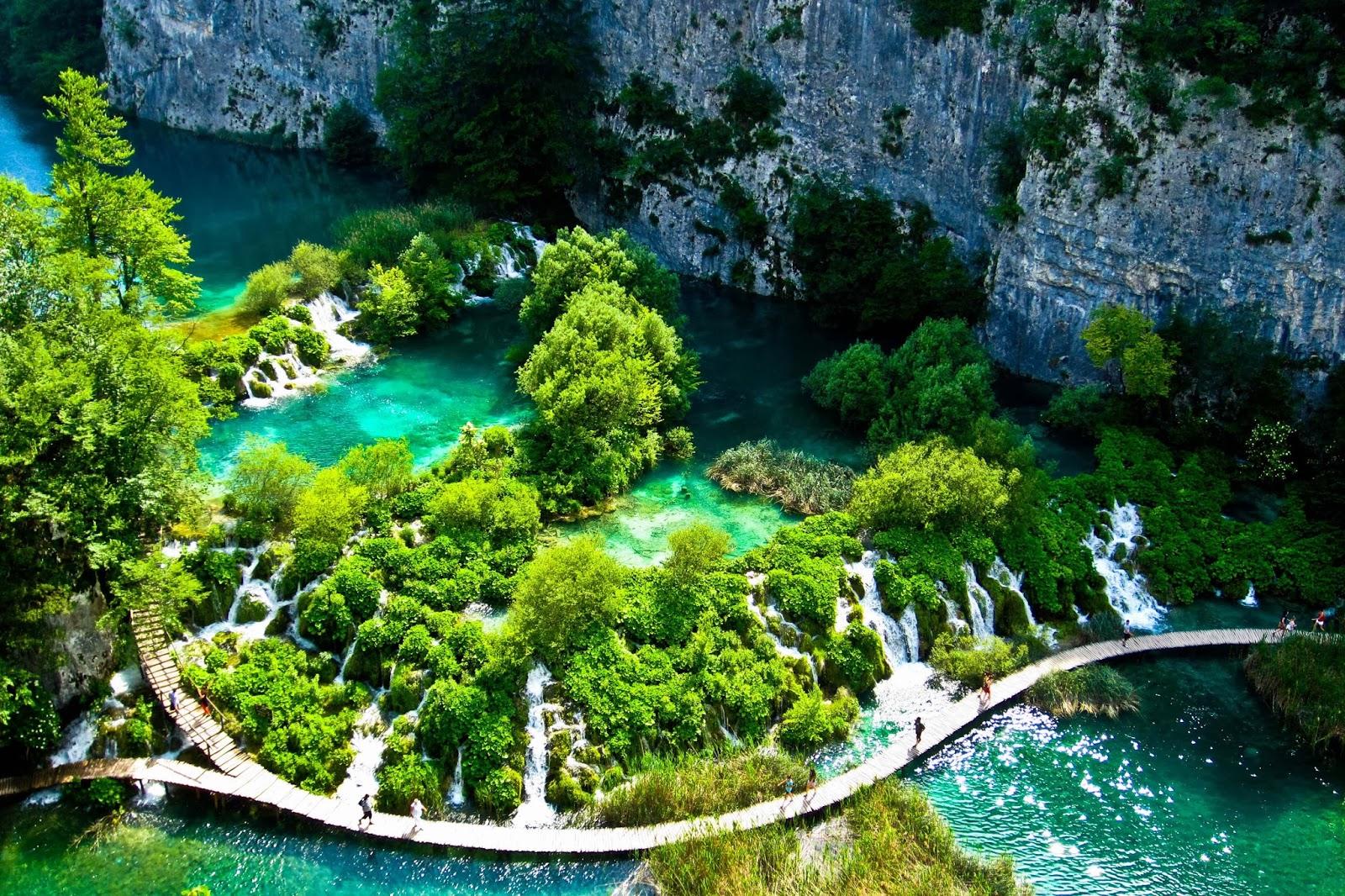 Αποτέλεσμα εικόνας για Plitvice Lakes – Κροατία