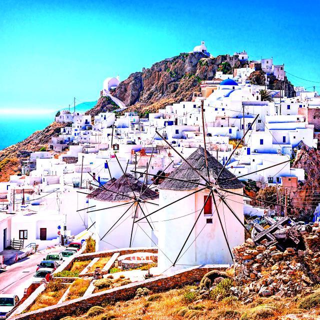 Σέριφος, Ελλάδα