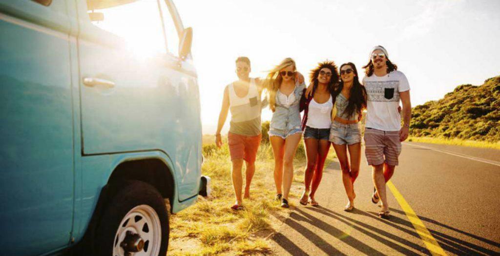 Ταξίδι με φίλους