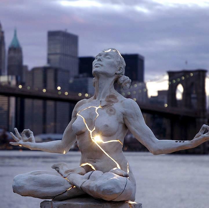 'Le diamant de la rue'...Σε πλατείες και δρόμους αυτά είναι τα artstic κομψοτεχνήματα του κόσμου!