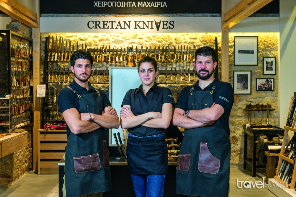 Cretan Knives Skalidakis