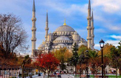 Κωνσταντινούπολη Αγία Σοφία κορυφαίος γαμήλιος προορισμός