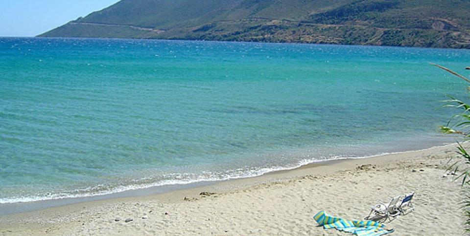 παραλία Αγία Βαρβάρα