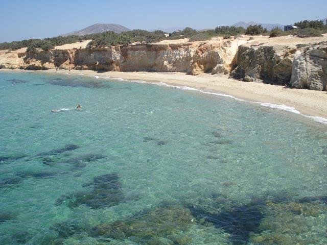 Αλυκό - παραλία Νάξος