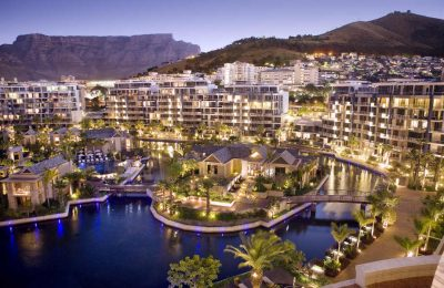 Cape Town κορυφαίος γαμήλιος προορισμός