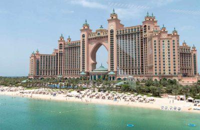 Dubai κορυφαίος γαμήλιος προορισμός