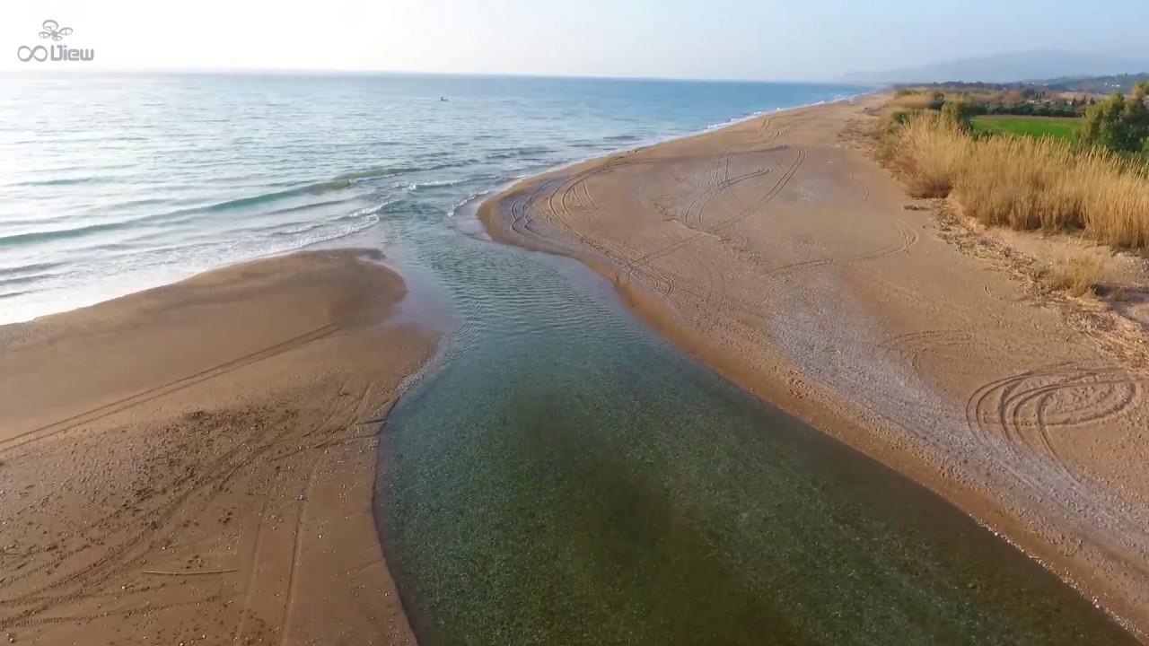 παραλία Ελαία