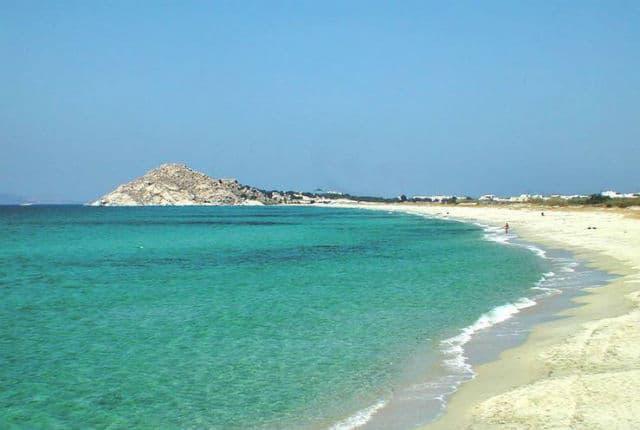 Καστράκι - παραλία Νάξος