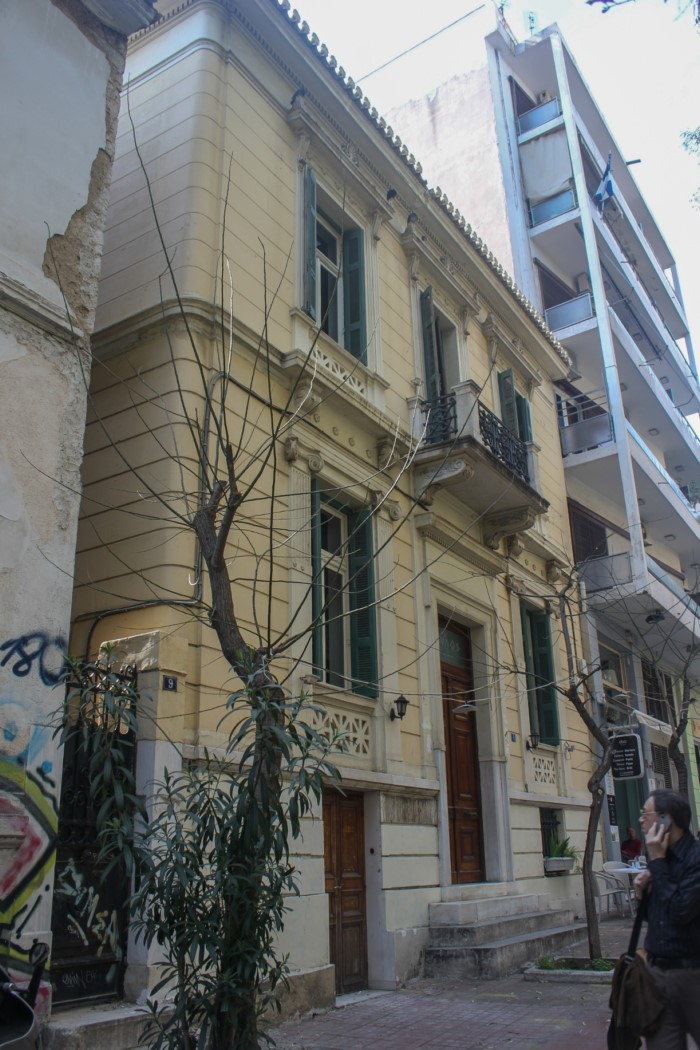 Το 'Μικρό Παρίσι'της Αθήνας...όλη η παριζιάνικη αύρα στην πιο cool γειτονιά της Αθήνας σύμφωνα με την Vogue!(photos)