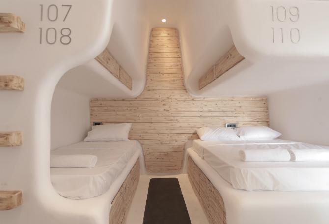 Μύκονος exclusive: Το designάτο hostel που ανακαλύψαμε πρώτοι, σήμερα θα σας αφήσει με το στόμα... ανοιχτό!