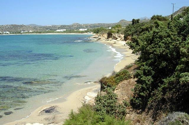 Ορκός - παραλία Νάξος