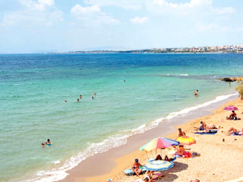 Παραλία Καβούρι, Αθήνα