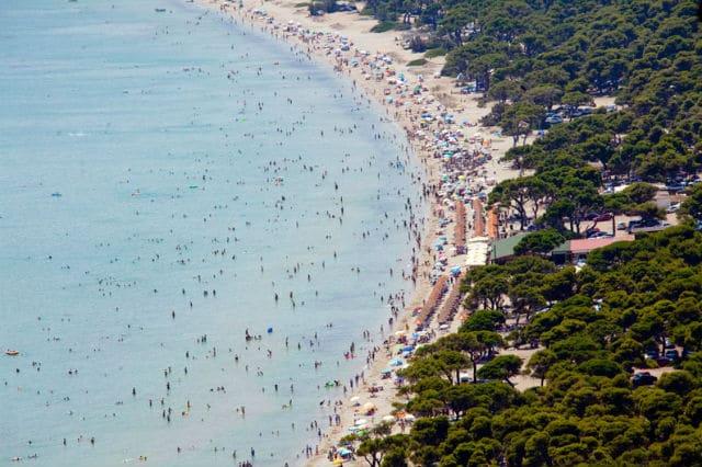 Παραλία Σχοινιά, Αττική