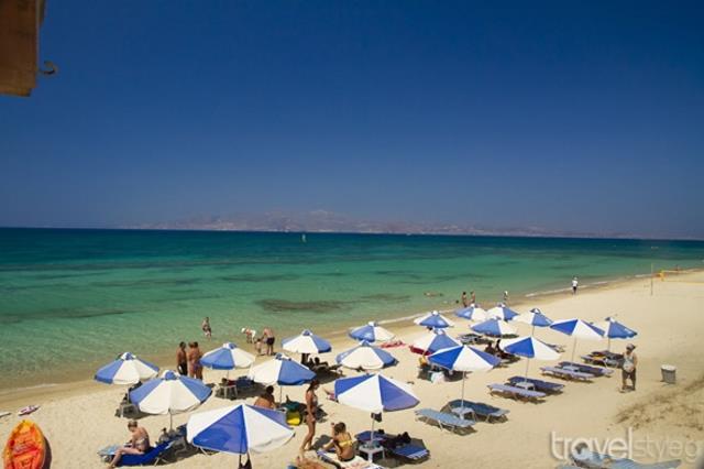 Πλάκα - παραλία Νάξος