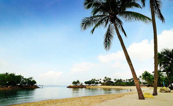 Δείτε το πανέμορφο εξωτικό νησί με τις τεχνητές παραλίες!(Photo)