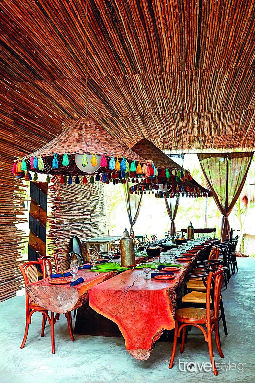 Nomade Tulum... Ένας επίγειος παράδεισος στην Καραϊβική!!!Από την Τίτη Βελοπούλου(photos)