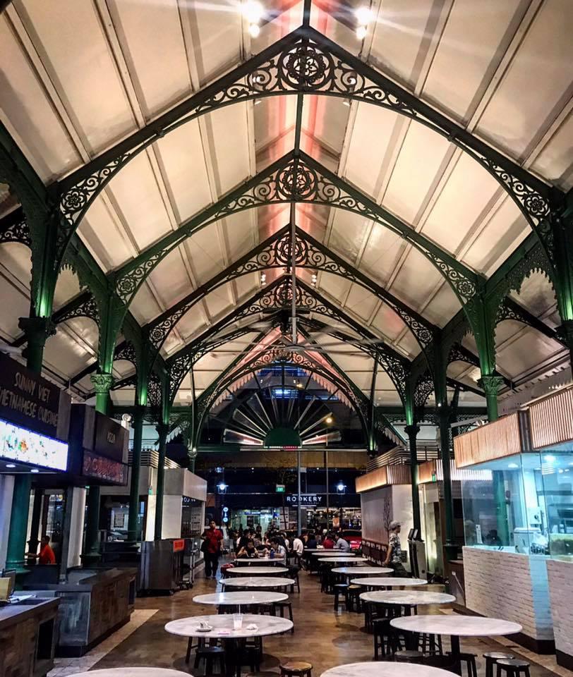 Singapore Food Market