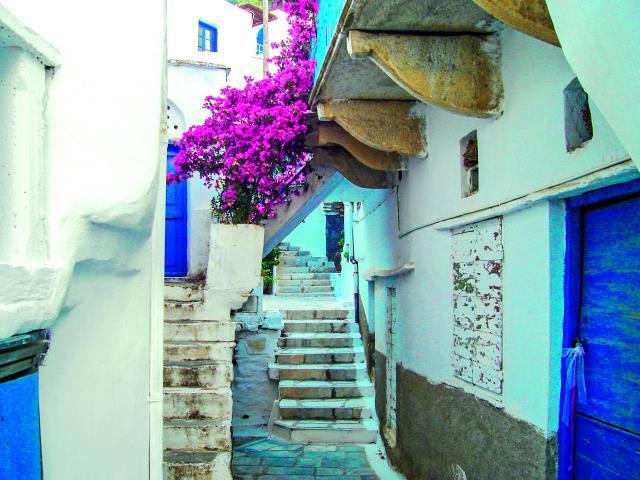 Καρδιανή, χωριό Τήνος