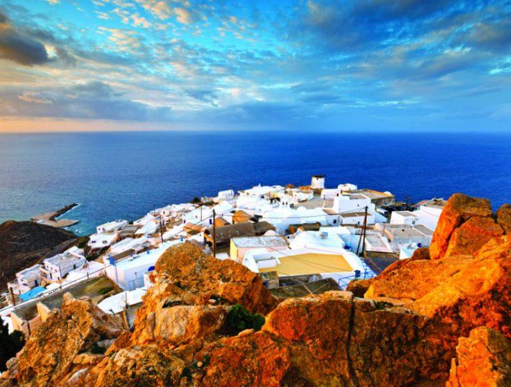 Ανάφη, Κυκλάδες, Ελλάδα