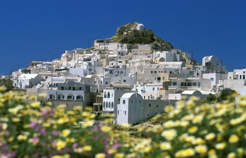 Ανάφη, Νησιά της Ελλάδας