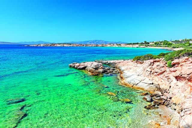 Παραλία Φάραγγας, Πάρος