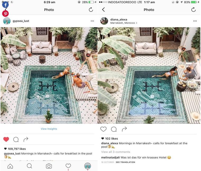 Η πισίνα που έχει τρελάνει το Instagram!!!Δείτε το λόγο!(photos)