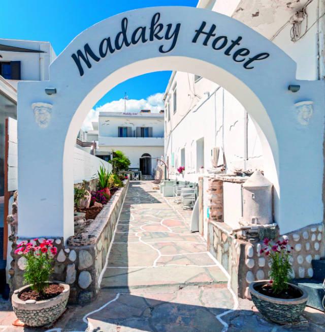 Madaky Hotel Πάρος