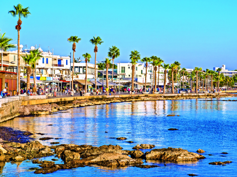 Προορισμοί στη Μεσόγειο