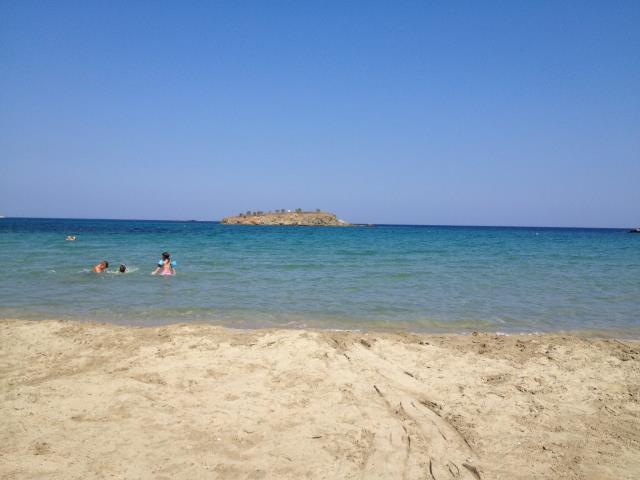 Παραλία Φάμπρικα, Σύρος