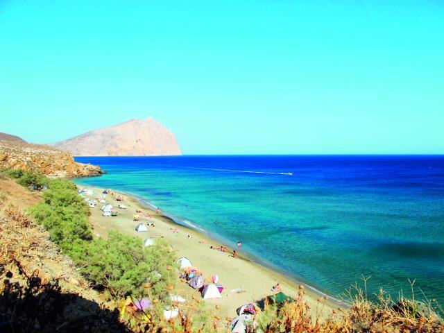 Ανάφη παραλίες