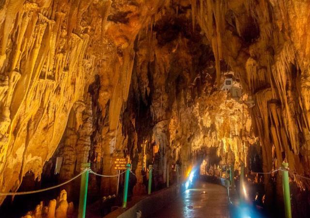 Σπήλαιο της Αλιστράτης, Σέρρες
