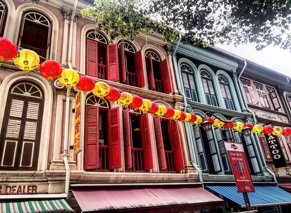 China Town: Περπατήστε μαζί με την Τίτη Βελοπούλου στην πιο πολύχρωμη γειτονιά της Σιγκαπούρης!(photos)