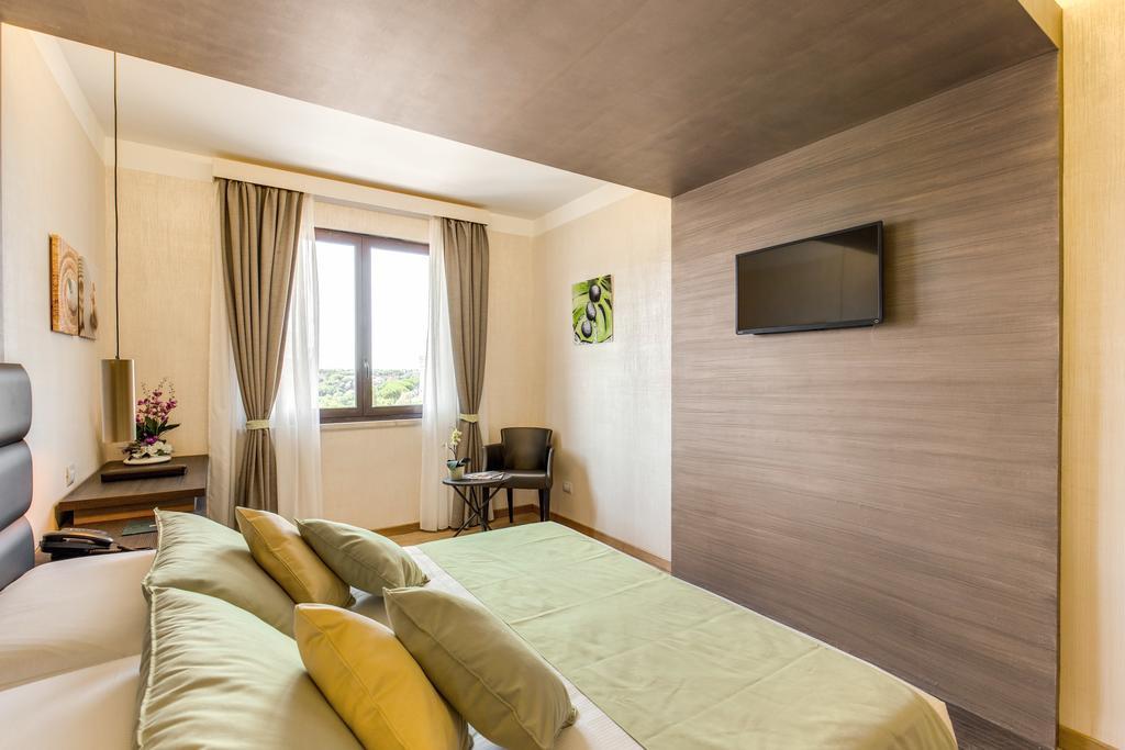 Warmthotel Rome
