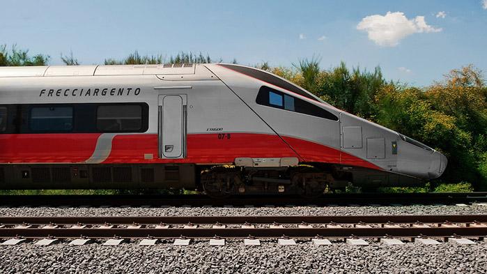 Ελληνικά τρένα: Oι Ιταλοί αγοραστές της ΤΡΑΙΝΟΣΕ θα βάλουν στις ράγες τρένα «βέλη» με 200 χλμ/ώρα!!!