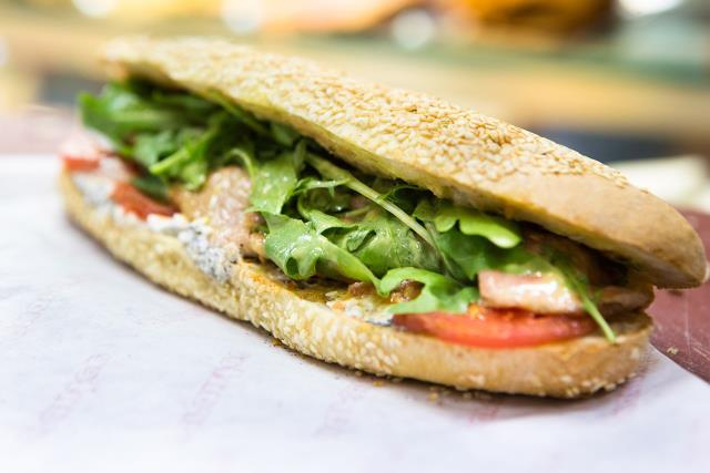 Guarantee σάντουιτς