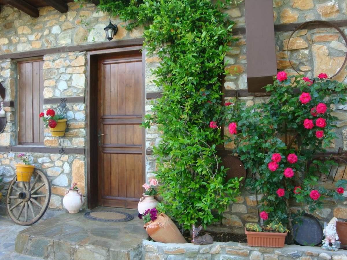 Guesthouse Oneiro, είσοδος