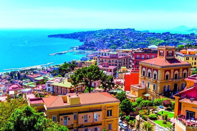 Νάπολη θέα