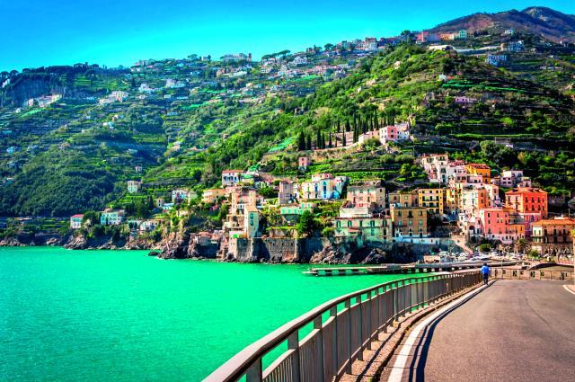 Νότια Ιταλία road trip