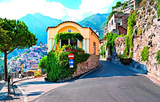 Ποζιτάνο, Νότια Ιταλία road trip
