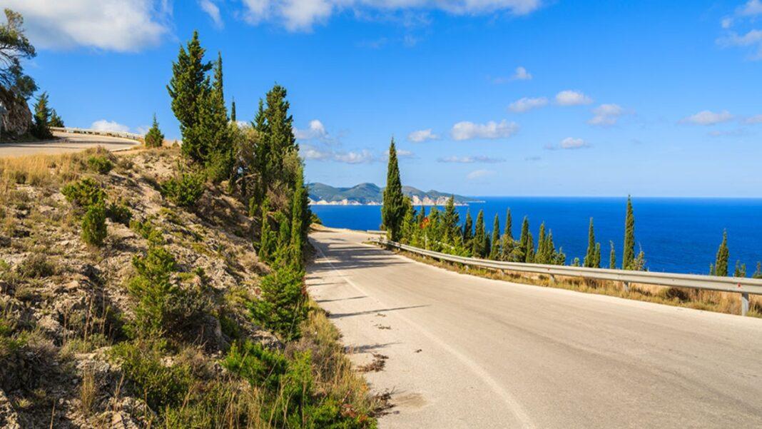 Οδικές διαδρομές Ελλάδα