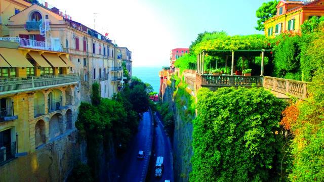 Σορέντο, Νότια Ιταλία road trip
