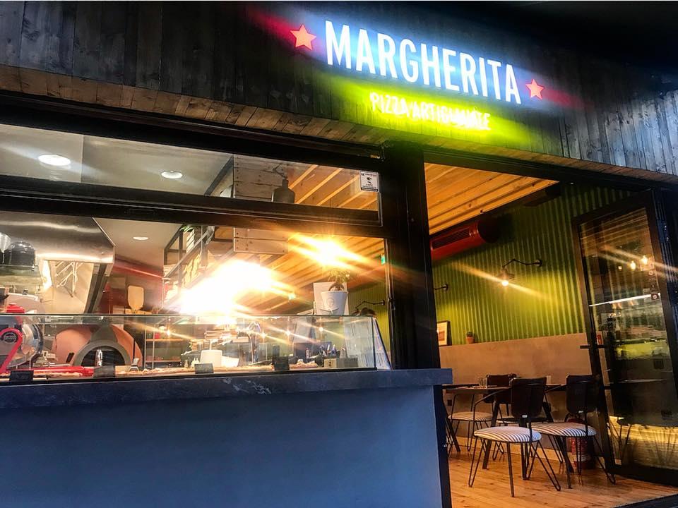 Margherita Pizza Artigianale