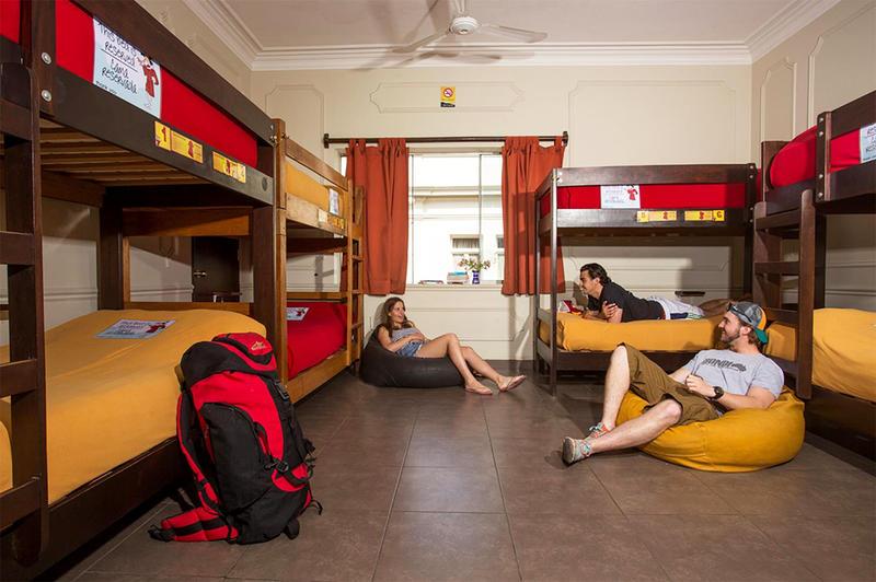 δωμάτιο hostel