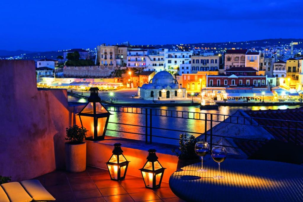 Casa Delfino, Χανιά - Ιστορικά ξενοδοχεία